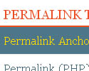 Permalink Template Tags